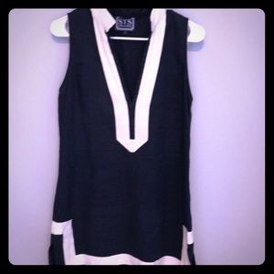 Sail to sable dress size 4/6. Worn once
